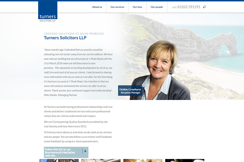 Turners Solicitors Dorset