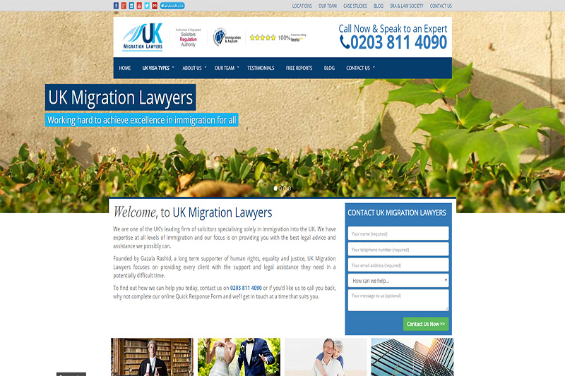 UK Migration Lawyers Solicitors West Midland
