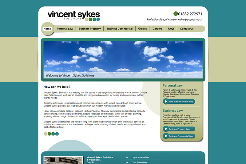Vincent Sykes Solicitors Cambridgeshire