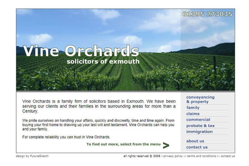 Vine Orchards Solicitors Devon