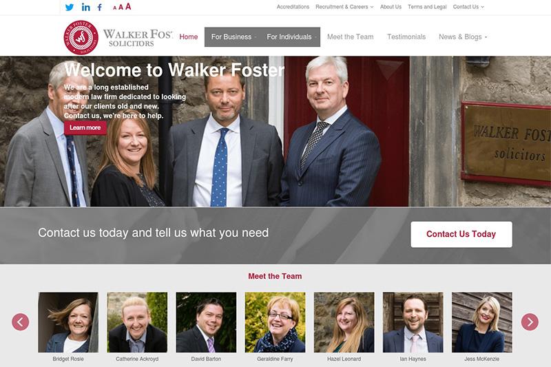 Walker Foster Skipton Solicitors North Yorkshire