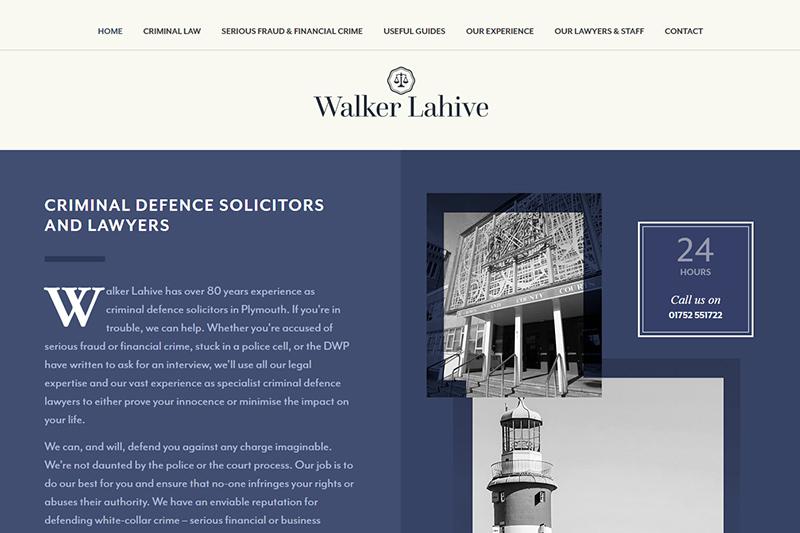 Walker Lahive Solicitors in Devon