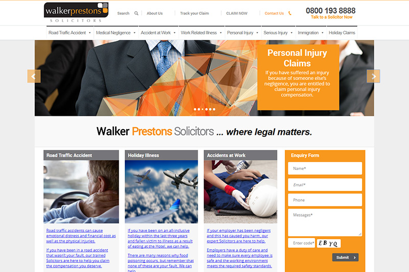 Walker Prestons Solicitors Lancashire