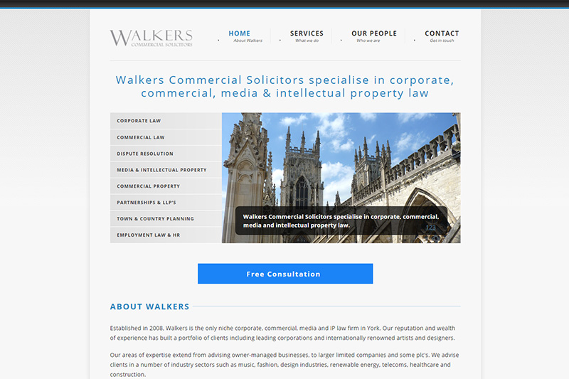 Walker Allison Law Solicitors North Yorkshire