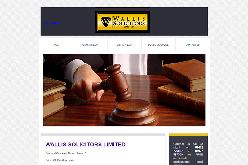 Wallis Solicitors Gloucestershire