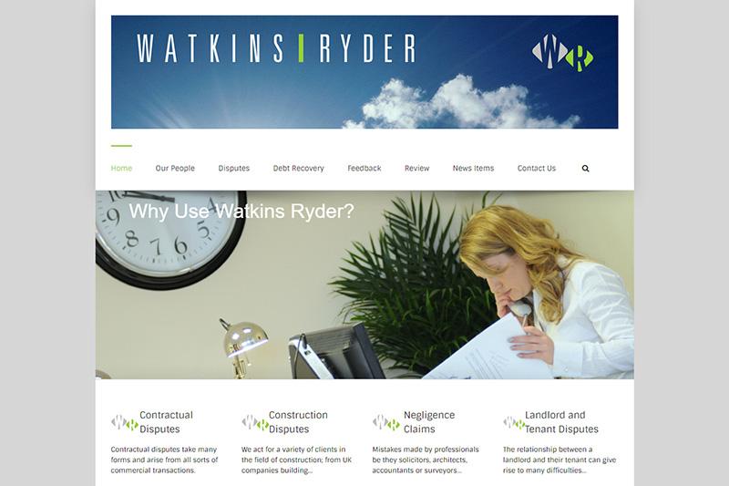Watkins Ryder Solicitors Hampshire