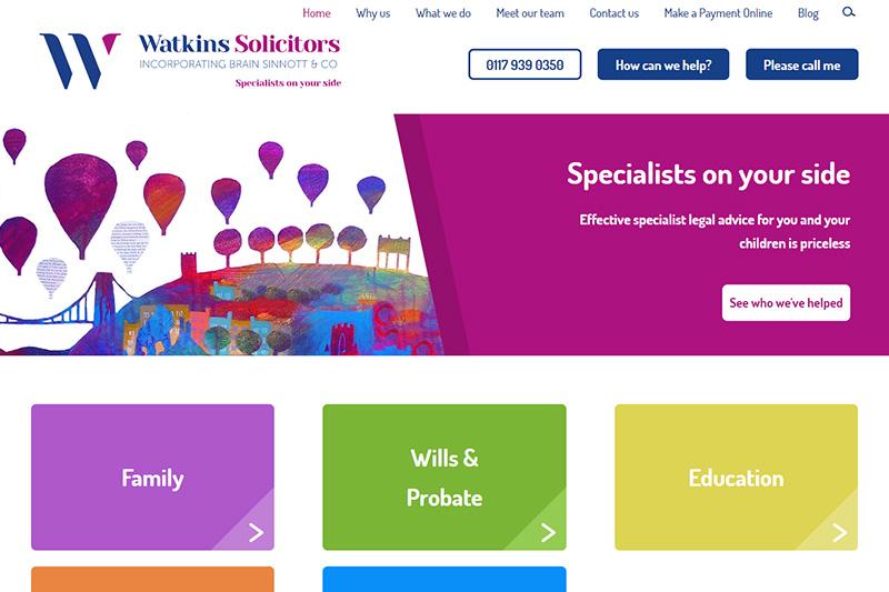 Watkins Solicitors Bristol