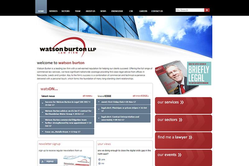 Watson Burton Solicitors Newcastle