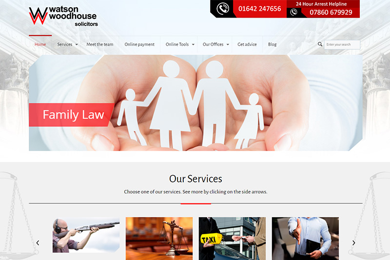 Watson Woodhouse Solicitors Middlesbrough