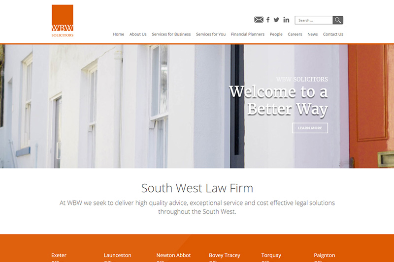 WBW Solicitors Devon