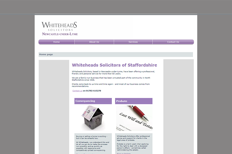 Whiteheads Solicitors