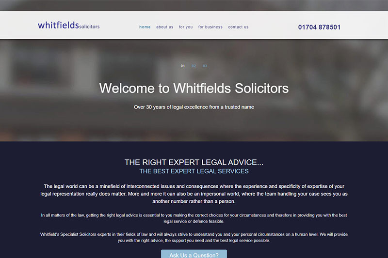 Whitfields Solicitors