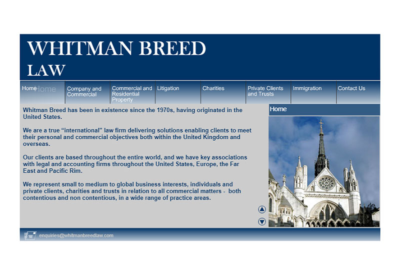 Whitman Breed Solicitors
