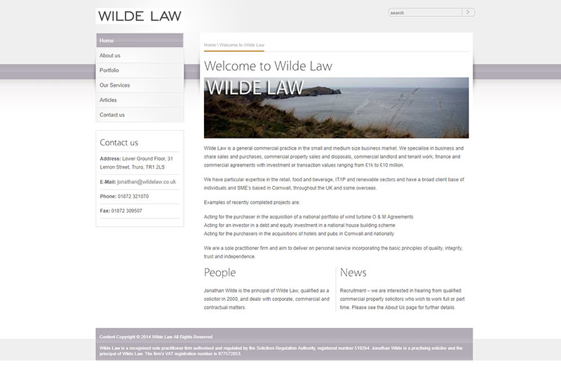 Wilde Law Solicitors