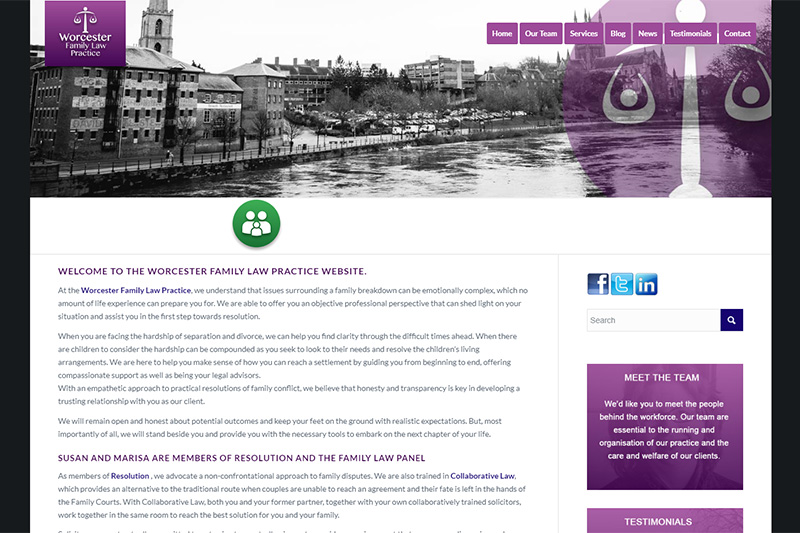 The Worcester Family Law Practice Solicitors Worcestershire