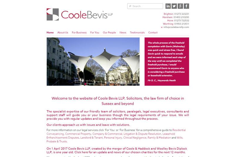 Woolley Bevis Diplock Brighton East Sussex