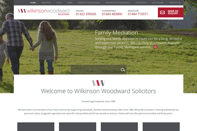 Wilkinson Woodward Solicitors