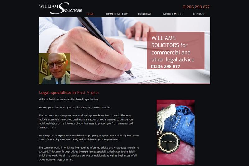 Williams Solicitors Colchester Essex