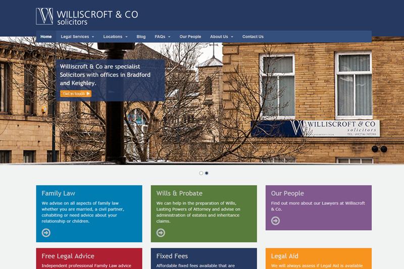 Williscroft & Co Bradford West Yorkshire