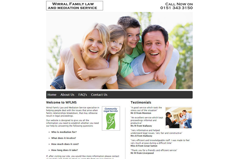 Wirral Family Law & Mediation Services Wirral Merseyside