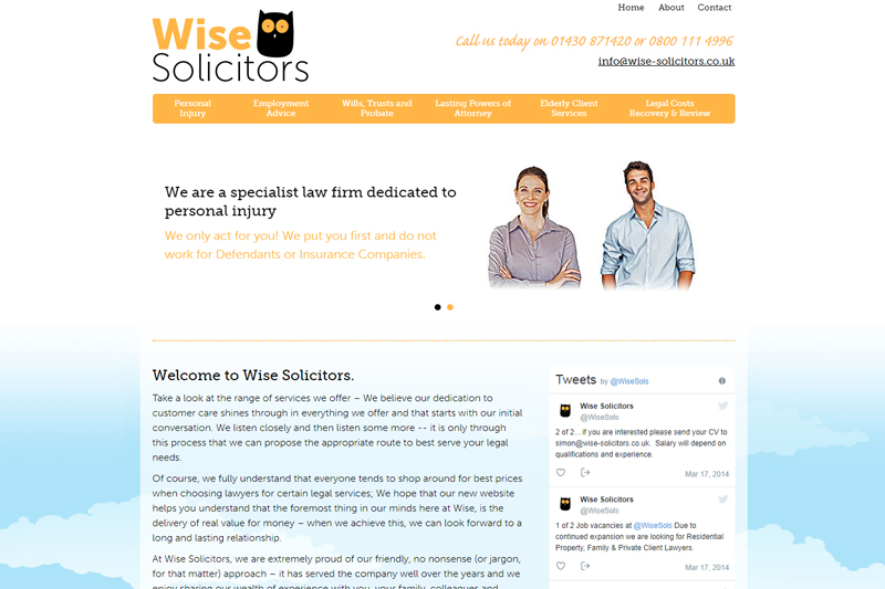 Wise Solicitors York North Yorkshire