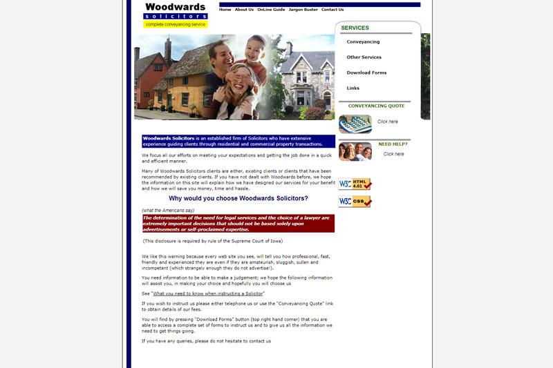 Woodwards Biggleswade Bedfordshire