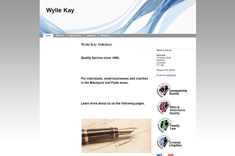Wylie Kay Blackpool Lancashire