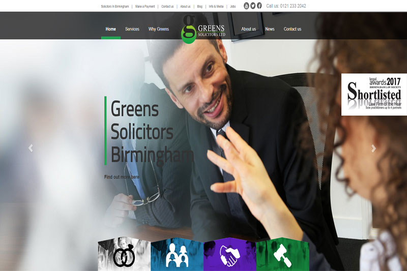 Greens Solicitors Birmingham