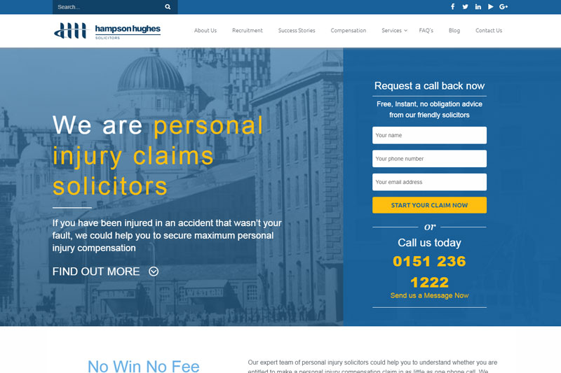 Hampson Hughes Solicitors Liverpool Merseyside