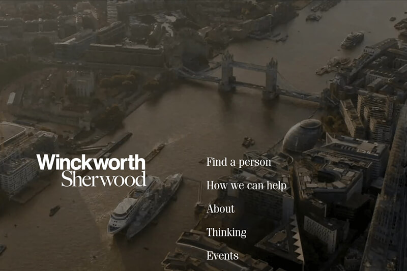 Winckworth Sherwood Solicitors London