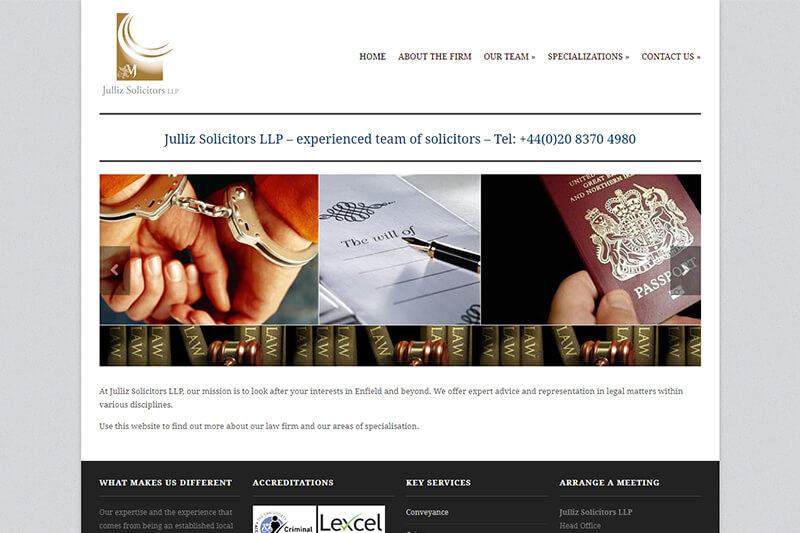 Julliz Law Solicitors Middlesex