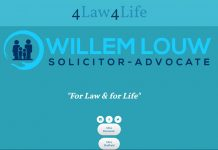 Willem Louw Solicitor South Yorkshire