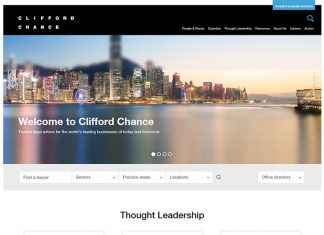 Clifford Chance Solicitors London